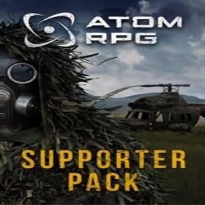 ATOM RPG Supporter Pack