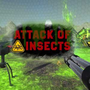 Attack Of Insects