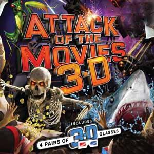 Attack of the Movies 3D Xbox 360 Code Kaufen Preisvergleich