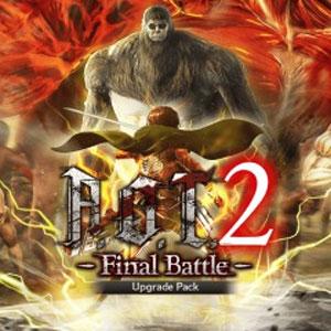 Attack on Titan 2 Final Battle Upgrade Pack