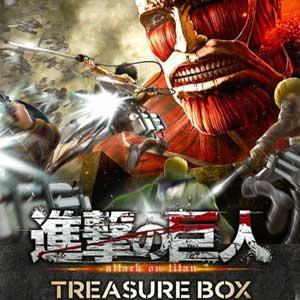 Attack on Titan Treasure Box PS4 Code Kaufen Preisvergleich