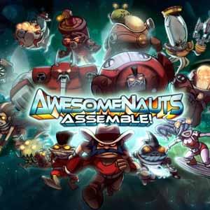 AwesomeNauts Assemble PS4 Code Kaufen Preisvergleich