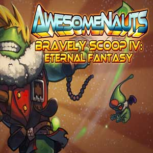 Awesomenauts Bravely Scoop 4 Eternal Fantasy Skin