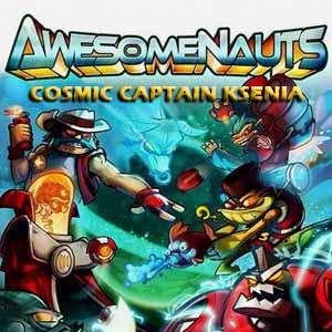 Awesomenauts Cosmic Captain Ksenia Skin Key Kaufen Preisvergleich
