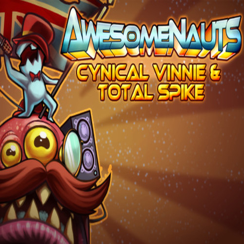 Awesomenauts Cynical Vinnie & Total Spike Key Kaufen Preisvergleich