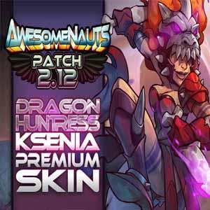 Awesomenauts Dragon Huntress Ksenia Skin Key Kaufen Preisvergleich