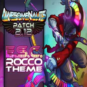 Awesomenauts Electronic Supersonic Cybertronic Rocco Skin Key Kaufen Preisvergleich