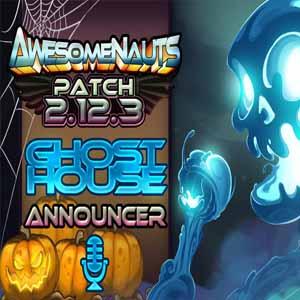 Awesomenauts Ghosthouse Announcer Key Kaufen Preisvergleich