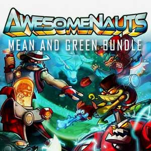 Awesomenauts Mean and Green Bundle Key Kaufen Preisvergleich