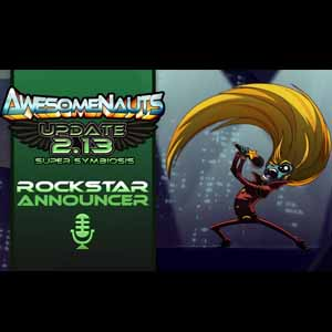 Awesomenauts Rockstar Announcer Key Kaufen Preisvergleich