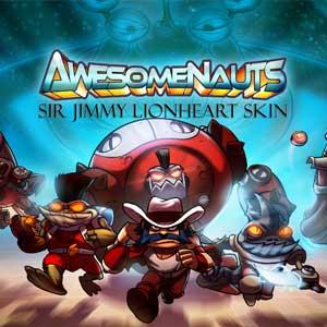 Awesomenauts Sir Jimmy Lionheart Skin Key Kaufen Preisvergleich