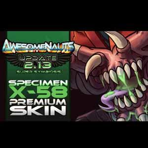 Awesomenauts Specimen X-58 Skin Key Kaufen Preisvergleich
