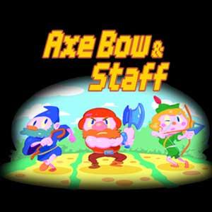 Axe, Bow and Staff Key Kaufen Preisvergleich