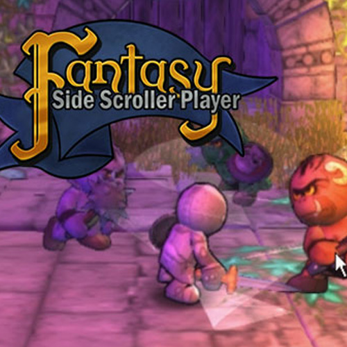 Axis Game Factorys AGFPRO Fantasy Side-Scroller Player