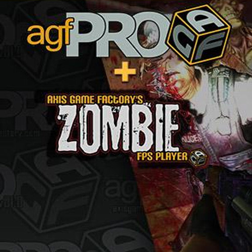 Axis Game Factorys AGFPRO Zombie