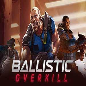 Ballistic Overkill Key Kaufen Preisvergleich
