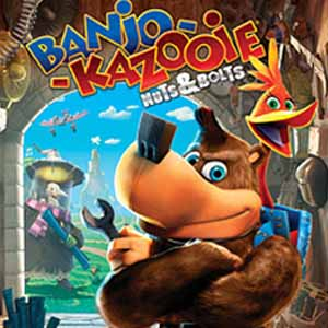 Banjo Kazooie Nuts and Bolts Xbox 360 Code Kaufen Preisvergleich