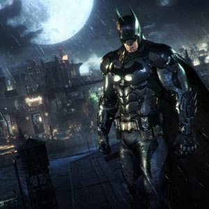 Batman Arkham Knight Xbox One Sreenshoot