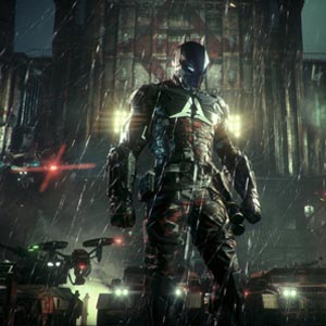 Batman Arkham Knight Xbox One Gameplay
