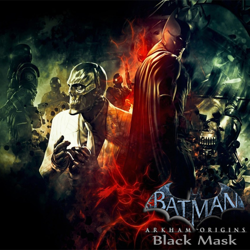 Batman Arkham Origins Black Mask Key kaufen - Preisvergleich