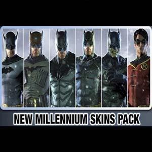 Batman Arkham Origins New Millennium Skins Pack Key Kaufen Preisvergleich