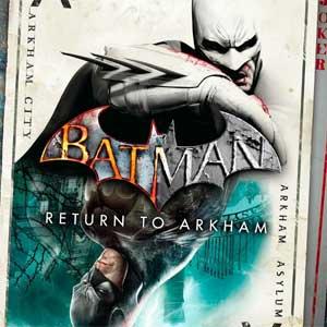 Batman Return to Arkham PS4 Code Kaufen Preisvergleich