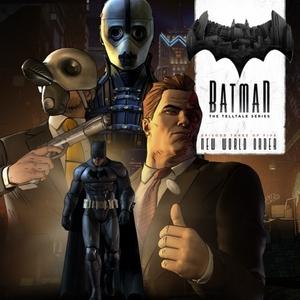 Kaufe Batman The Telltale Series Episode 3 New World Order PS4 Preisvergleich