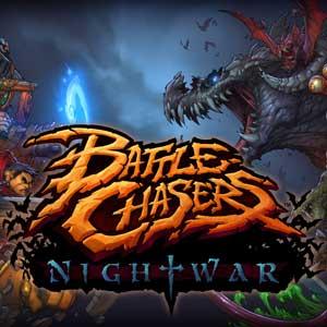 Battle Chasers Nightwar Xbox One Code Kaufen Preisvergleich