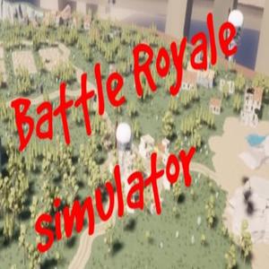 Battle royale simulator