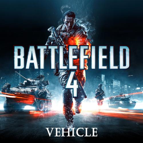 Battlefield 4 Fahrzeug