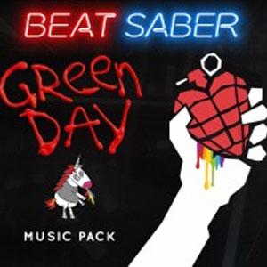 Kaufe Beat Saber Green Day Music Pack PS4 Preisvergleich