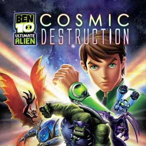 Ben 10 Ultimate Alien Cosmic Destruction PS3 Code Kaufen Preisvergleich
