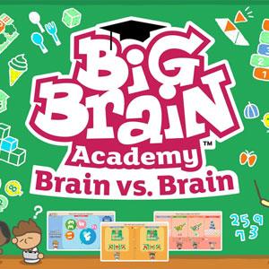 Kaufe Big Brain Academy Brain vs. Brain Nintendo Switch Preisvergleich