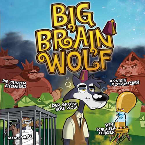 Big Brain Wolf Key Kaufen Preisvergleich