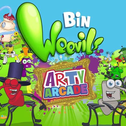 Bin Weevils Arty Arcade Key Kaufen Preisvergleich