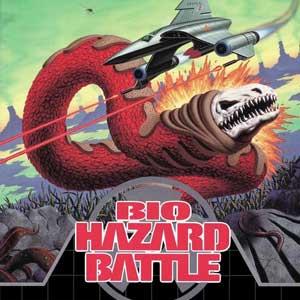 Bio-Hazard Battle