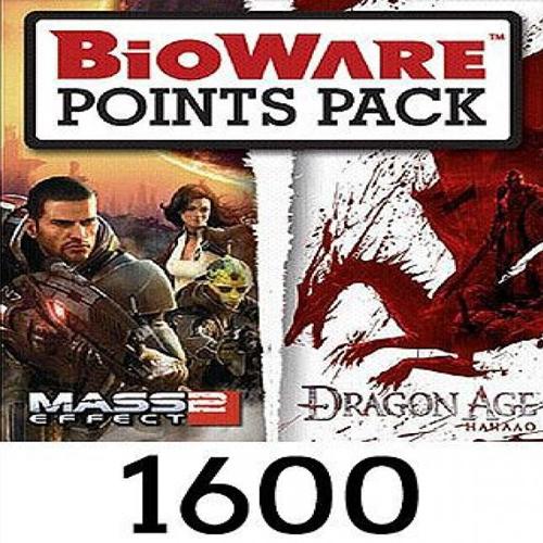Bioware 1600 Punkte Gamecard Code Kaufen Preisvergleich