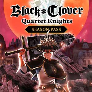 BLACK CLOVER QUARTET KNIGHTS Season Pass