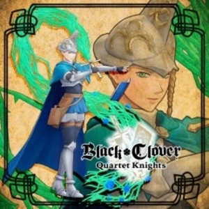 BLACK CLOVER QUARTET KNIGHTS Royal Magic Knight Set Blue