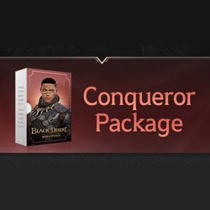 Black Desert Traveler to Conqueror Package