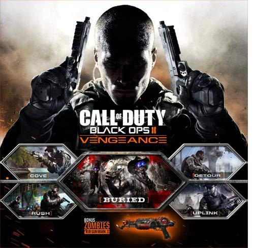 COD Black Ops II Vengeance DLC CD Key kaufen - Preisvergleich