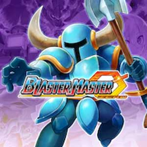 Blaster Master Zero EX Character Shovel Knight