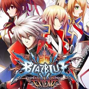 BlazBlue Chrono Phantasma Extend PS3 Code Kaufen Preisvergleich