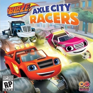 Kaufe Blaze and the Monster Machines Axle City Racers Nintendo Switch Preisvergleich