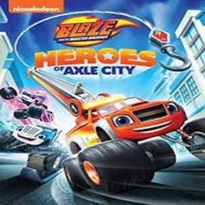 Blaze and the Monster Machines Axle City Racers