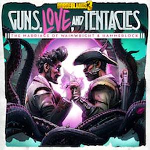 Borderlands 3 Guns, Love, and Tentacles