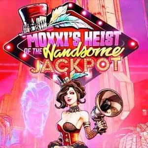 Borderlands 3 Moxxi's Heist of the Handsome Jackpot
