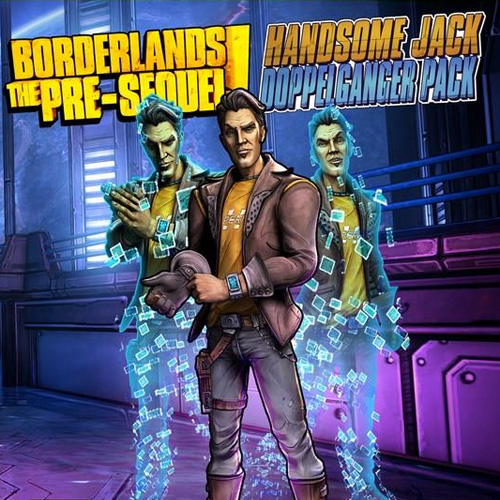 Borderlands The Pre-Sequel Handsome Jack Doppelganger Pack