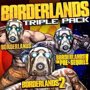 Borderlands Triple Pack Key Kaufen Preisvergleich