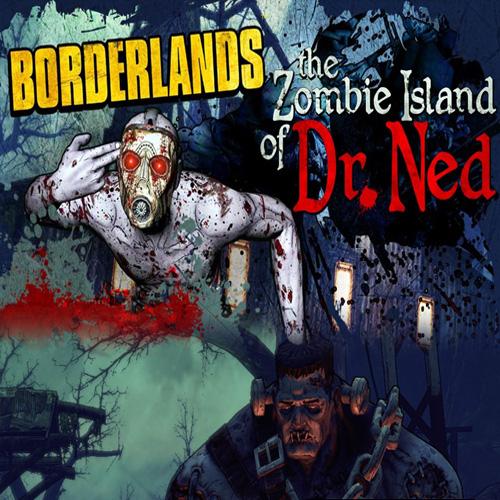 Borderlands Zombie Island of Dr Ned Key Kaufen Preisvergleich